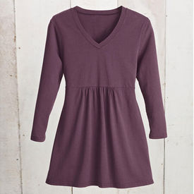 Dani Solid Tunic