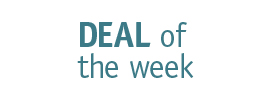 Deal of the Week Acacia Lifestyle